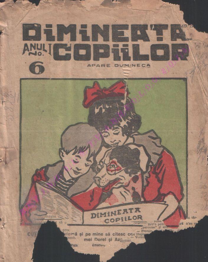 Dimineata copiilor 1924-06 01