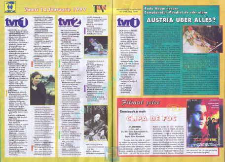 1999-07 20,21 99-02-12 Vineri TVR