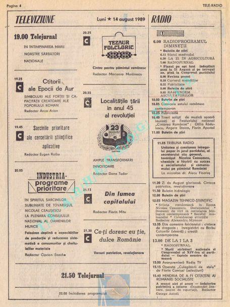 1989-08-14a Luni Tv