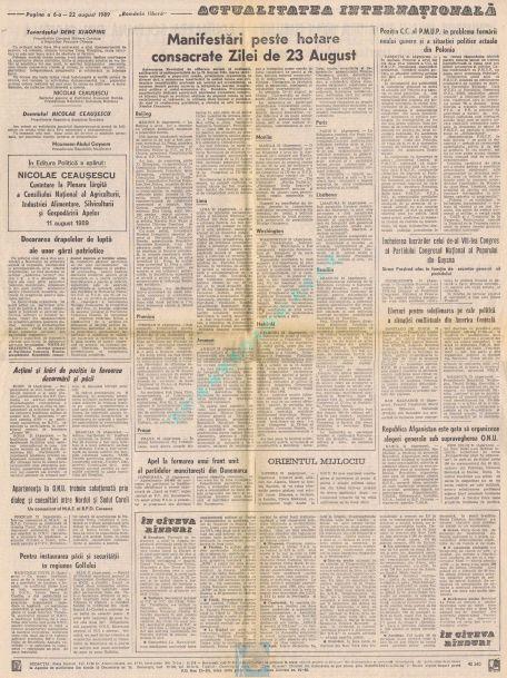 1989-08-22c Romania libera 6