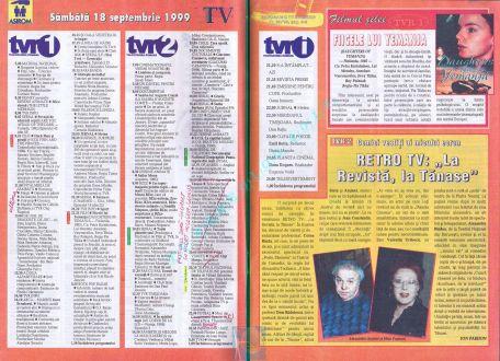 1999-38 08,09 99-09-18 Sambata TVR