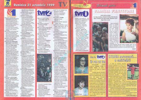 1999-44 12,13 99-10-31 Duminica TVR