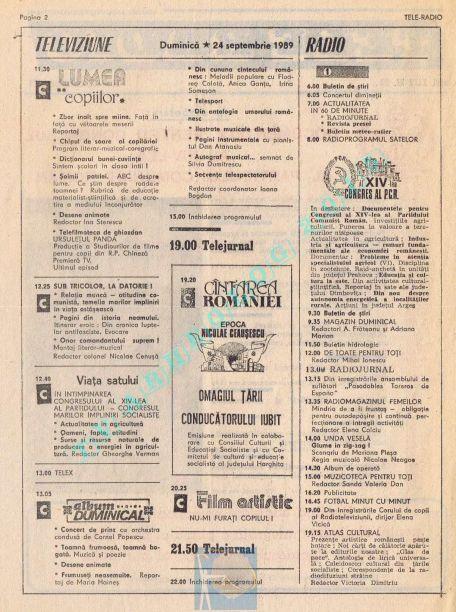 1989-09-24a Duminica Tv